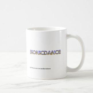BionicDance Kaffeetasse