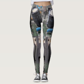 Bionische Gamaschen Circuit2 Leggings