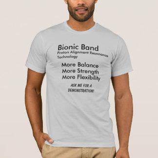 Bionisches Band, Proton-Ausrichtungs-Resonanz T-Shirt