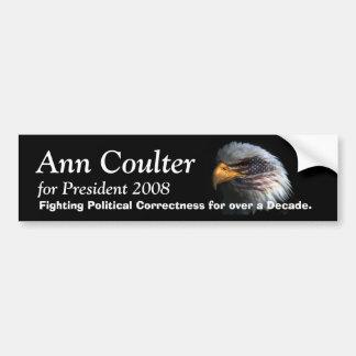 Birdfun2, Ann Coulter, für sitzen… vor - Besonders Autoaufkleber