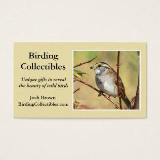 BirdingCollectibles Visitenkarte
