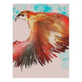 Birdman Postkarte