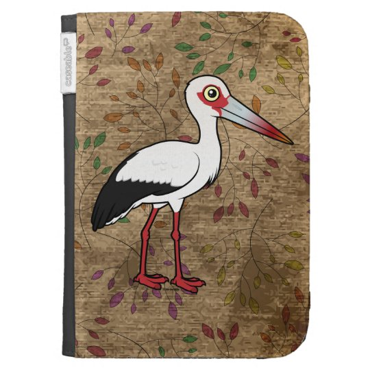 Birdorable Maguari Storch