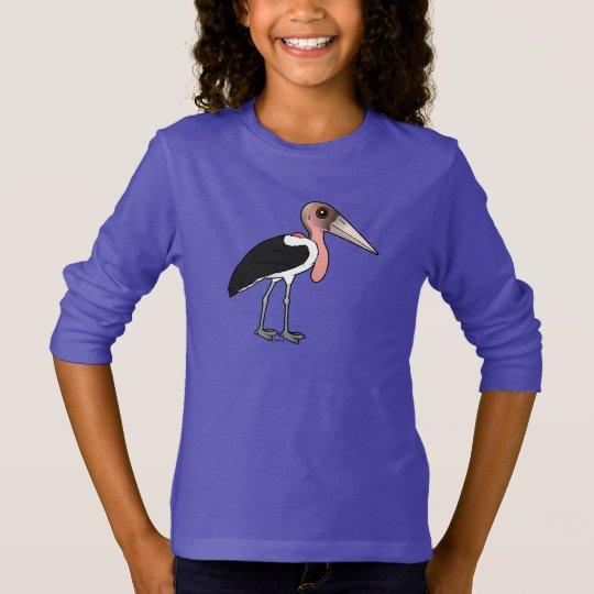 Birdorable Marabu-Storch T-Shirt