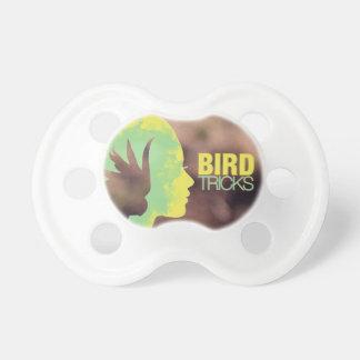 BirdTricks Logo (Moab-Ausgabe) Schnuller