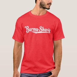 Birma-Rasur Rasierschaum T-Shirt
