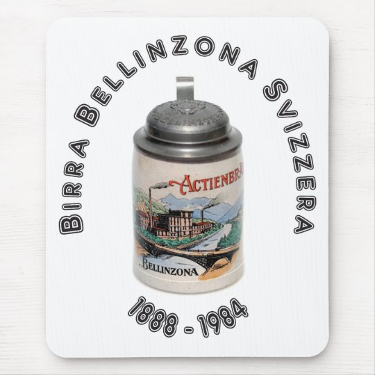 Birra Bellinzona Svizzera Mauspad