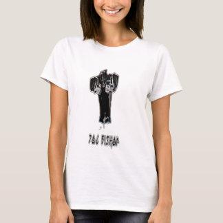 Bischofs-Weiß der Damen-706 T-Shirt