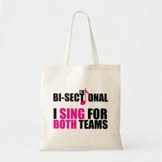 Bisectional Taschen-Tasche Tragetasche