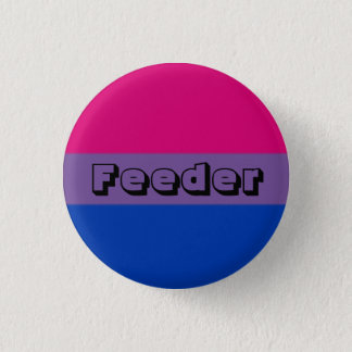 Bisexual-Zufuhr-Button Runder Button 3,2 Cm
