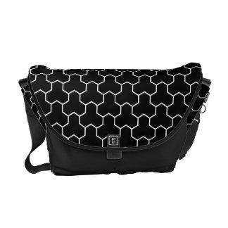 Bishamonkikkou japanische Muster-Bote-Tasche B Kurier Taschen