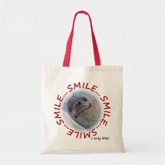 Biss des Lächeln-… I nur! Tasche