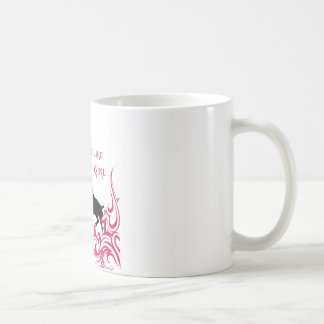 Biss mögen ein Mädchen Kaffeetasse