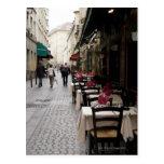 Bistros à Paris 2 Carte Postale