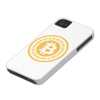 Bitcoin alphanumerische Zahlen Case-Mate iPhone 4 Hüllen