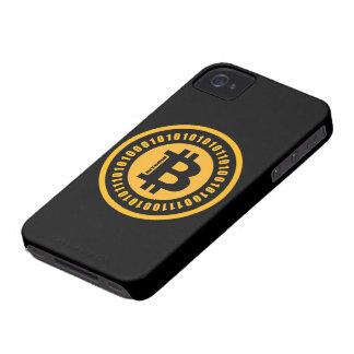 Bitcoin alphanumerische Zahlen iPhone 4 Case-Mate Hüllen
