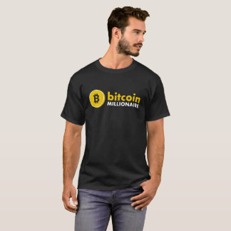 Bitcoin (BTC) Millionaire-T - Shirt