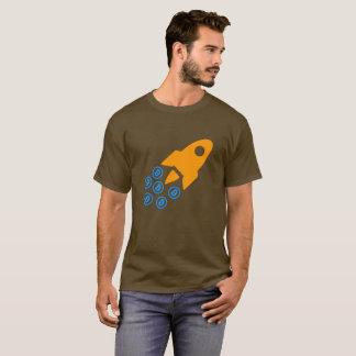 Bitcoin (BTC) Rocket T - Shirt