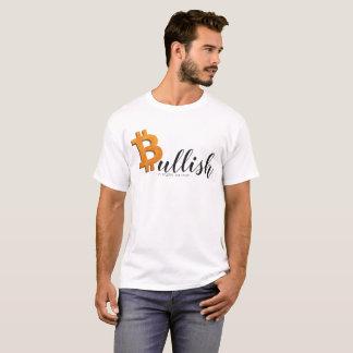 Bitcoin Bullish T-Shirt - Bitcoin Crypto Shirt