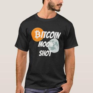 Bitcoin Mond-Schuss - BTC Blockchain Cyprto T-Shirt