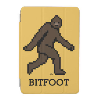 BITFOOT (der 8-Bitbigfoot) iPad Mini Hülle