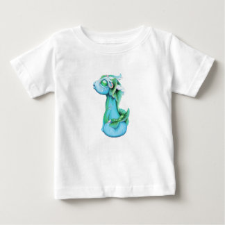 Bitty Wasser-Drache Baby T-shirt
