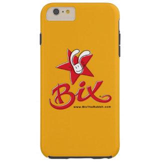 Bix Abdeckung… Entdecken Sie Bix Logo! Tough iPhone 6 Plus Hülle