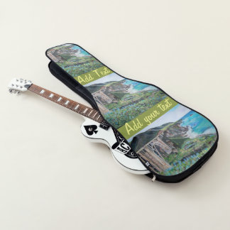 Bixby Brücke - E-Gitarren-Tasche Gitarrentasche