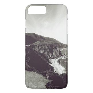 Bixby Brücke, großes Sur, Kalifornien USA iPhone 8 Plus/7 Plus Hülle