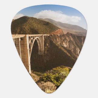 Bixby Brücke, großes Sur, Kalifornien, USA Plektron