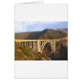 Bixby Brücke Karte