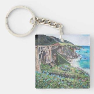 Bixby Brücke - Keychain Schlüsselanhänger