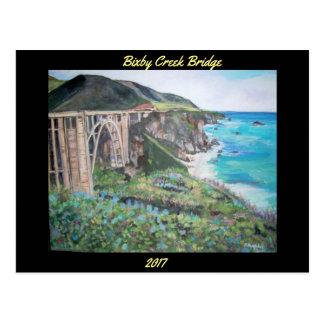 Bixby Brücke - Postkarte