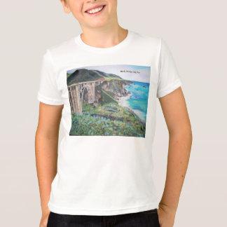 Bixby Nebenfluss-Brücke - T - Shirt