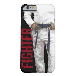 BJJ Jiu Jitsu Gi-Kämpfer-Telefon-Kasten Barely There iPhone 6 Hülle