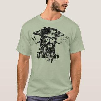 Blackbeard der Piraten-T - Shirt