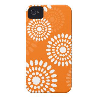 BlackBerry-mutiger Kasten Blumen der Sommerzeit Case-Mate iPhone 4 Hülle
