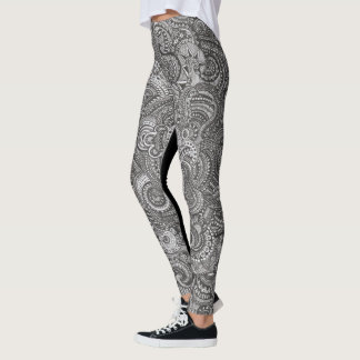 blacklacedout leggings