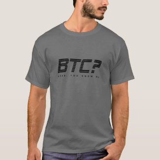 BlacksinBitCoin-BTC T-Shirt
