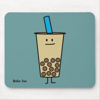 Blase Boba Perlen-Milch-Tee-Tapiokabälle Mauspad