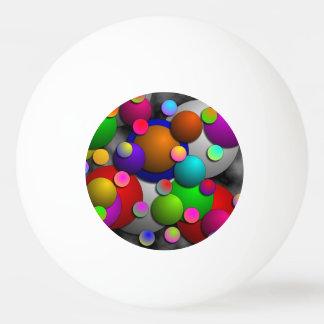 Blasen durch Kenneth Yoncich Tischtennis Ball