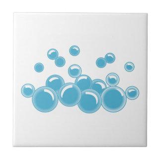 Blasen Fliese