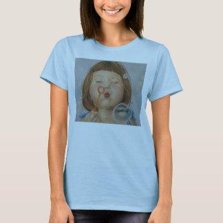 Blasen und ein Wink T-Shirt