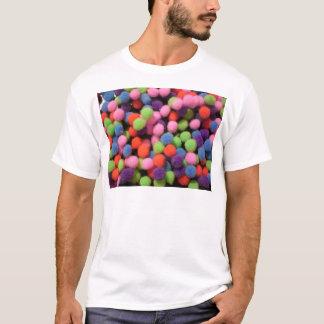 Blasen und Punkte T-Shirt