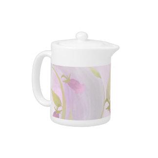 Blaß - rosa Aquarell-Wäsche