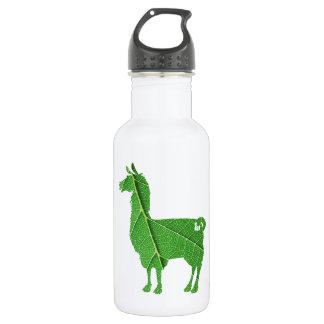 Blatt-Lama-Wasser-Flasche Trinkflasche
