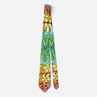 Blatt-Motiv 1901 Krawatte