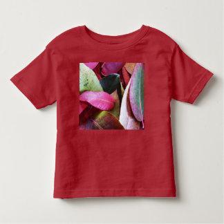 Blätter des Herbsts Kleinkind T-shirt