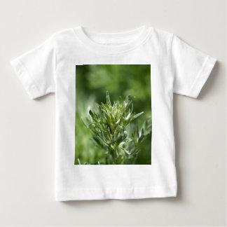 Blätter des Wermuts Baby T-shirt