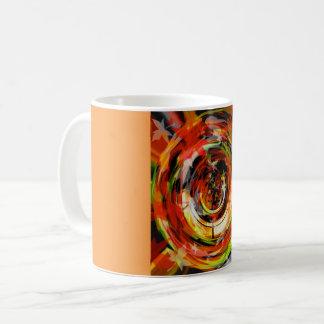 Blätter im Wind Kaffeetasse